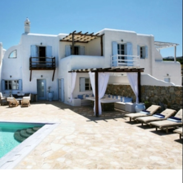 Villa griega...