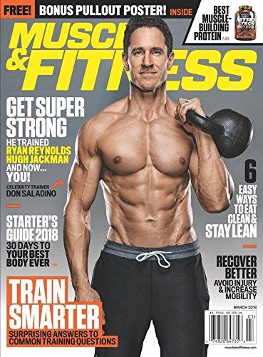 2daf5c2a9f5 Muscle   Fitness  Print + Kindle   musclefitness