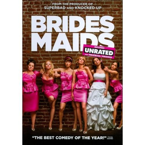 Bridesmaids DVD $4 at Best Buy