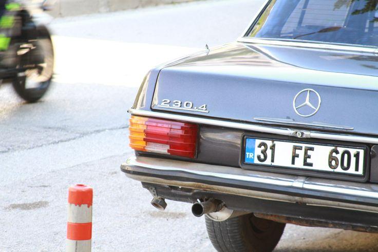 Mercedes Benz 230.4 - W 115