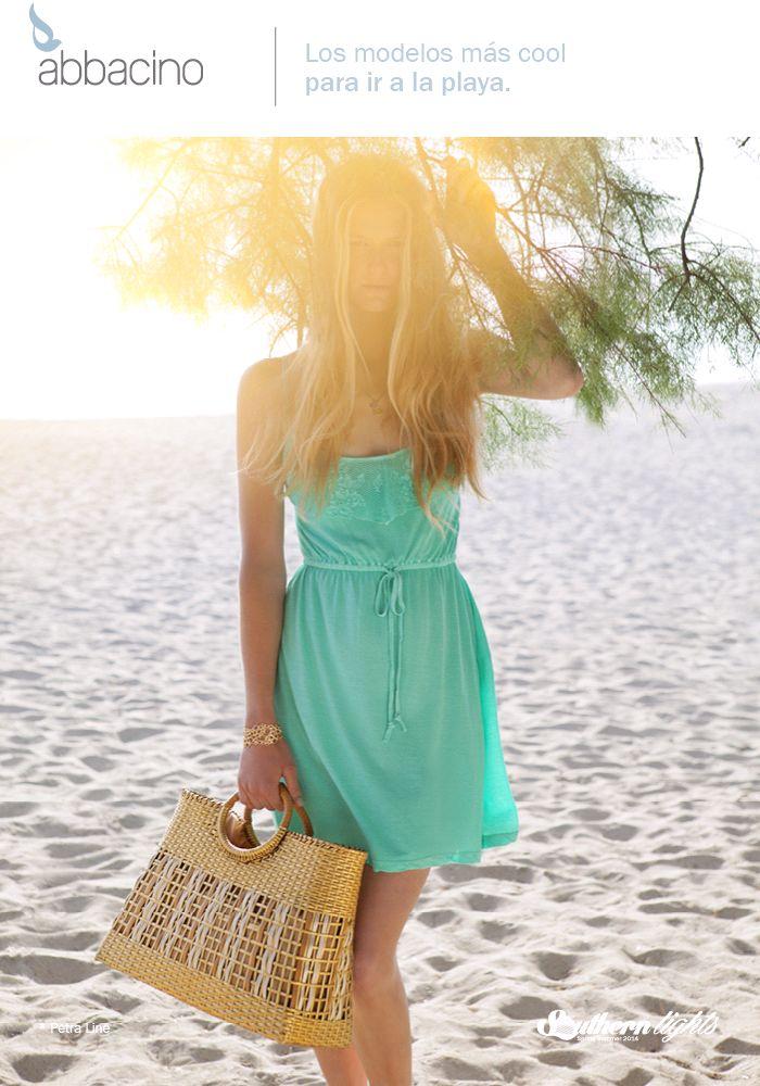 Bolsos y cestas de playa Abbacino.  Beach bags and baskets for summer.