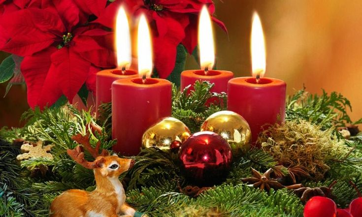 21 besinnliche Zitate für Weihnachten von bekannten Autoren