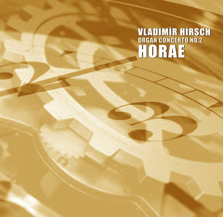 Album : Vladimír Hirsch - Horae (Organ Concerto No.2) by German label Surrism-Phonoethics #music #concerto #organ #vladimirhirsch #czechia
