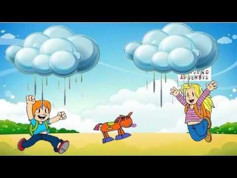 Aprendemos La Cancion del Agua Video Infantil Pequeño Aprendiz TV - YouTube