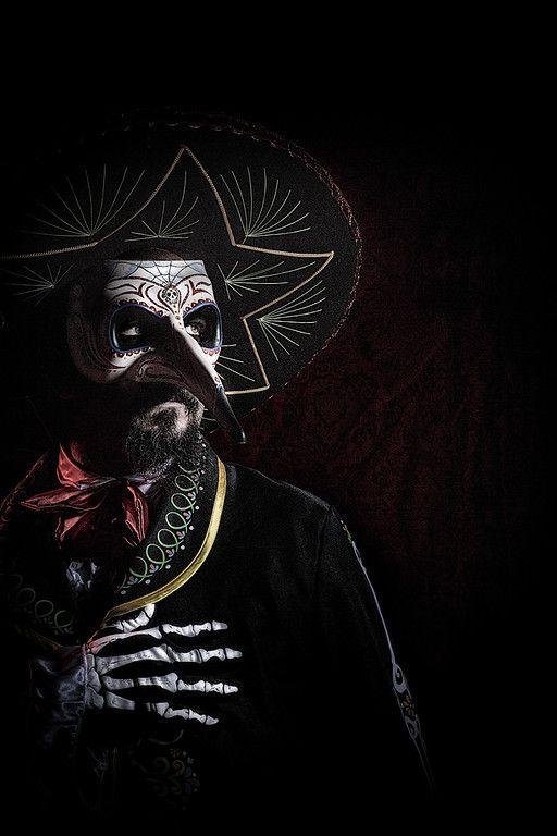 Máscara de los muertos