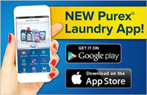 ~Glamamama's Goodies~: IPad Mini GIVEAWAY + NEW Purex Laundry App for iphone and Android!