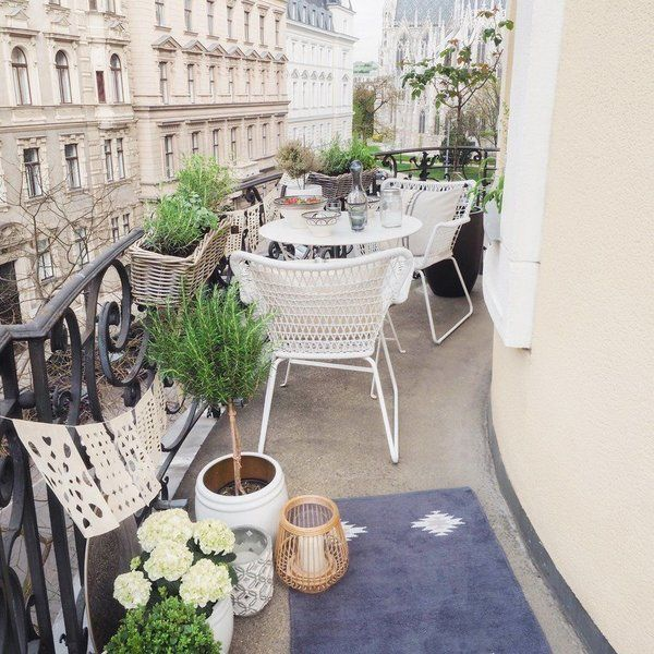 Balkon und gartensaison eröffnet accessoires die sofort lust auf den frühling machen