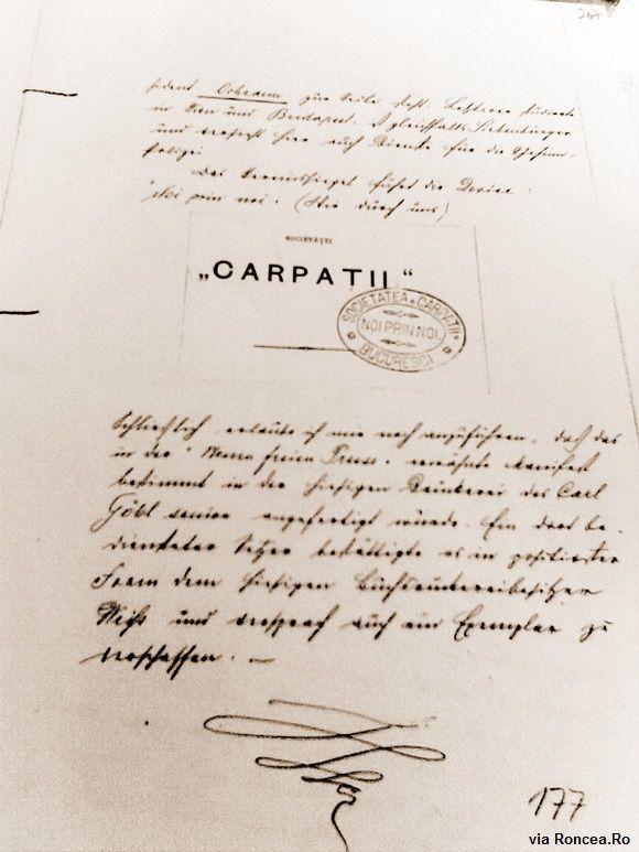 Societatea Carpatii a lui Mihai Eminescu | Victor Roncea Blog