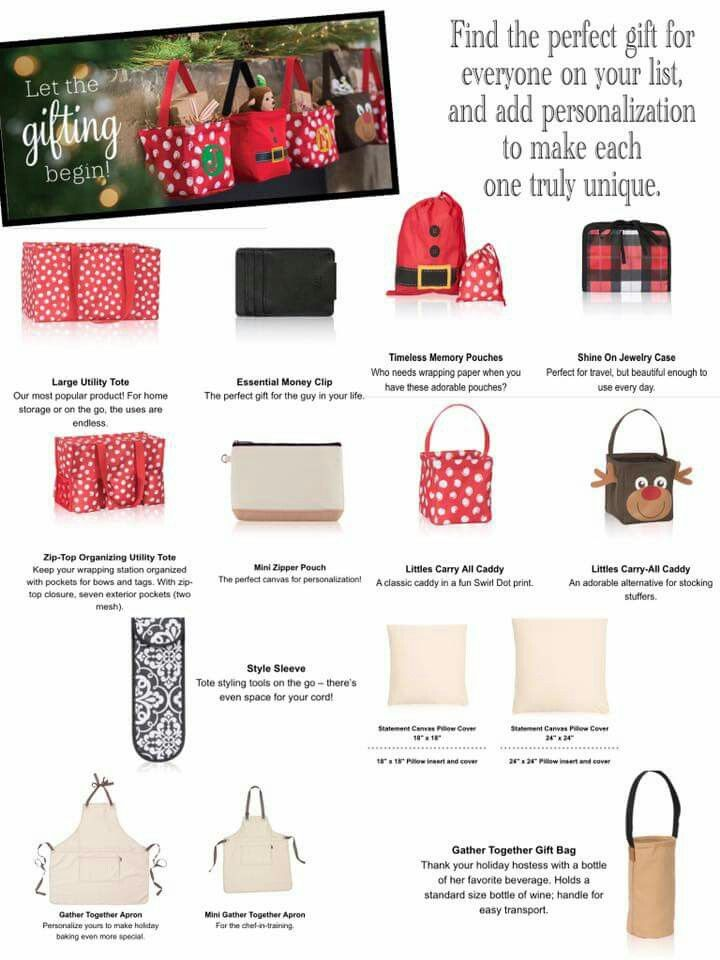 Thirty-One for Christmas! Holiday Gifting made easy. www.thebagdealer.com
