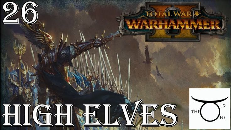 Let's play Total War Warhammer 2 - High Elves - Episode 26 - The loss of Solkar  Welcome to the Total War Warhammer 2 High Elves campaign let's play series.  In this episode we got attacked by the darks elves and even our troops fought valiantly we lost Solkar and the western army  The Playlist link - https://www.youtube.com/playlist?list=PLjVrH4RBg7PEQOSvWvljnhtO6VwMQz9eV  Connect with me Twitter: https://twitter.com/TheOldOneGaming Facebook…