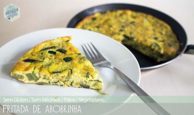 Fritada de abobrinha com curry | Cozinha Primal