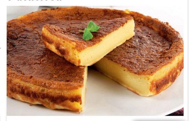 Tarte de leite e canela - http://www.sobremesasdeportugal.pt/tarte-de-leite-e-canela/
