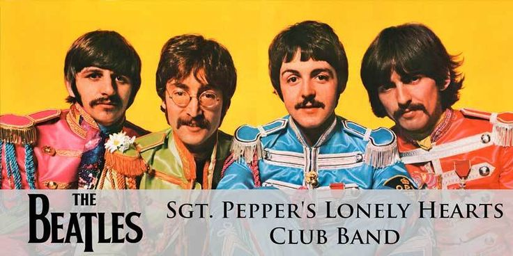 What's Inside 4 Editions Of The Beatles Sgt. Peppers 50th