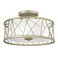 Plafonnier Nest 3x75W - Argent Boutica-Design