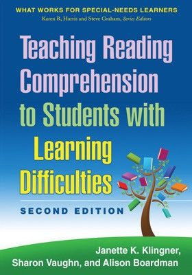 Teaching Reading Comprehension to Students with Learning Difficulties. Second edition