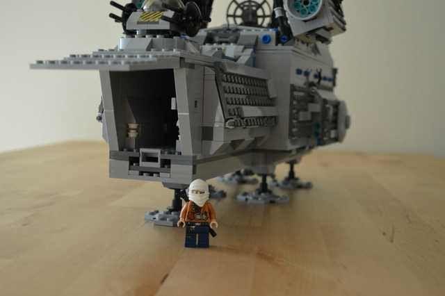 Lego Bounty Hunter