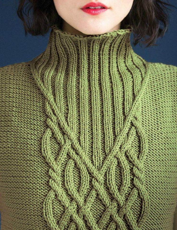 Vogue Knitting Early Fall 2016 - 轻描淡写 - 轻描淡写