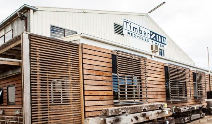 Timberzoo - Recycled Timber / Hardwood Warehouse, Geelong, Melbourne. Floorboards.