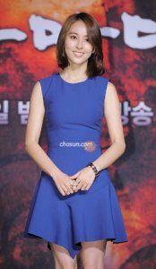 Han Hye-jin in 1st TV Role Since Marrying Ki Sung-yueng @ HanCinema :: The Korean Movie and Drama Database