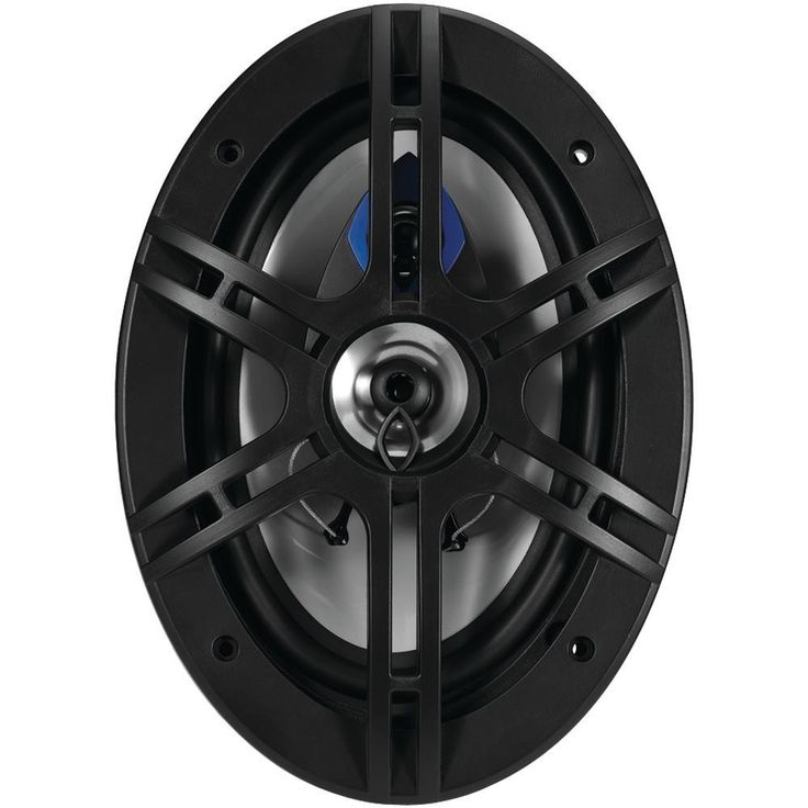 PLANET AUDIO PL69 Pulse Series 3-Way Speakers (6 x 9, 400 Watts max). Black poly-injection cones & rubber surrounds;  1 tweeter & 2 Mylar(R) cone midrange per speaker;  Custom grilles;  Imp: 4ohm ;  Freq resp: 52Hz-20kHz;  6 x 9;  400W max;  200W RMS;  Pair;PLANET AUDIO PL69 Pulse Series 3-Way Speakers (6 x 9, 400 Watts max)Condition : This item is brand new, unopened and sealed in its original factory box.