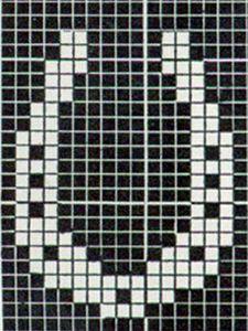 Horseshoe Potholder   Crochet Patterns