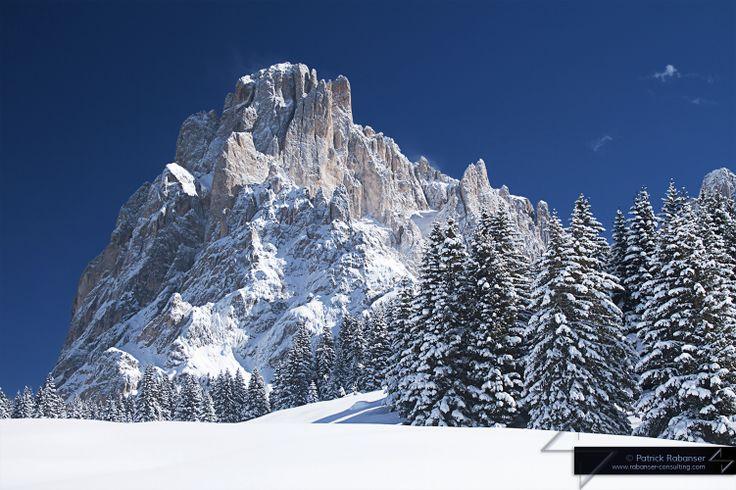 Sassolungo Val Gardena