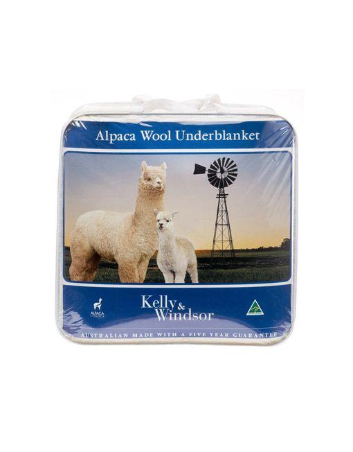 Alpaca Wool Underblanket