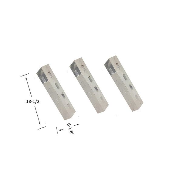 3 PACK STAINLESS STEEL HEAT SHIELD FOR MASTER CHEF 280, G20718, S280LP, KENMORE 16120 GAS GRILL MODELS Fits Compatible Master Chef Models : 280, G20718, S280LP Read More @http://www.grillpartszone.com/shopexd.asp?id=38041&sid=26061
