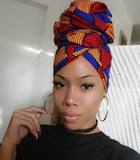 Take A Look At These Stunning Headwraps Styles You Should Definitely Try | FashionGHANA.com: 100% African Fashion