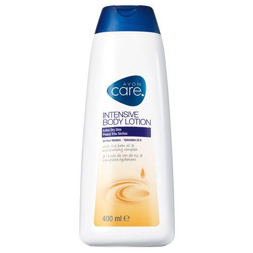 Avon Care Intensive Body lotion - a tartós hidratálás egyik titka :)