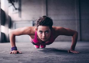 calories burned weightlifting and calisthenics