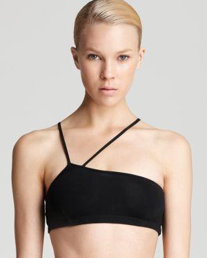 helmut lang bras and bra tops on pinterest. Black Bedroom Furniture Sets. Home Design Ideas