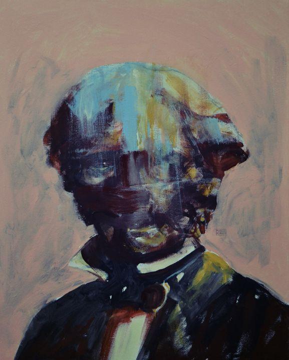 Michael Faraday - Michele Petrelli Painter