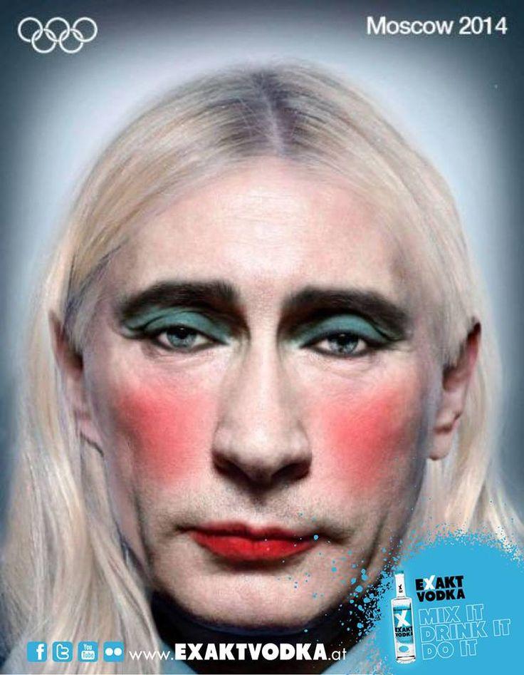 Mütterchen Russland... #EXAKT #VODKA #EXAKTVODKA #PARTY