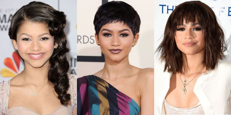 Follow the 19-year-old's ever-changing look from one red carpet to the next.