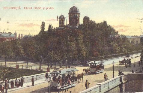 old Bucharest Romania cheiul dambovitei romanian cities capital
