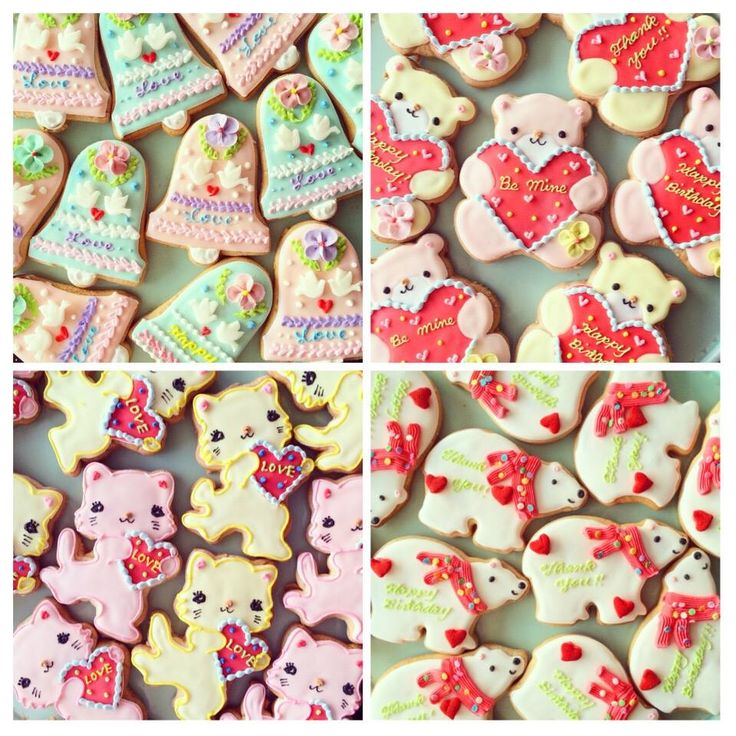 新宿伊勢丹本館2F 「イセタンガール」 バレンタインアイシングクッキー&カップケーキ販売スタートの画像:「かわいいお菓子 micarina 」atelier diary