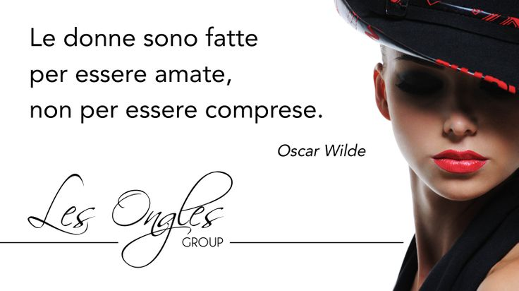 Frase sulle donne di Oscar Wilde!