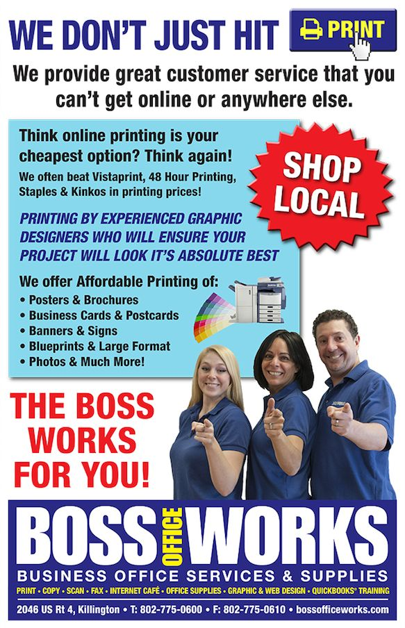 Visit us at Boss Office Works for all of your Office needs! http ...