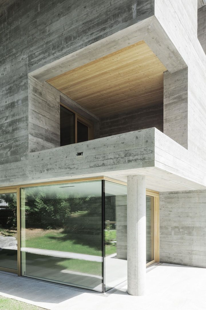 Afasia: Peter Kunz architecture