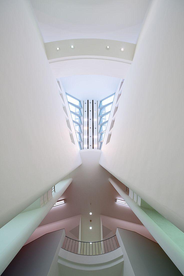 High Key Architecture 2 by Jürgen Schrepfer
