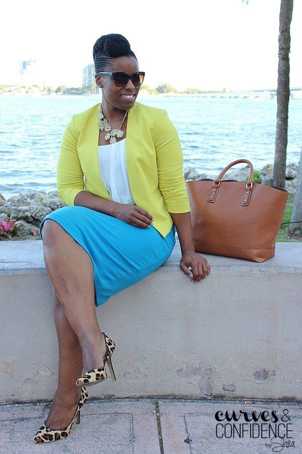 | Dress – F21 | Belt – Thrifted | Purse – c/o Hayden-Harnett |  | Peplum – F21 | Skirt – Target | Sandals – Nine West | Purse – c/o Hayden-Harnett |   | Blazer – HM | Bodysuit – F21 | …