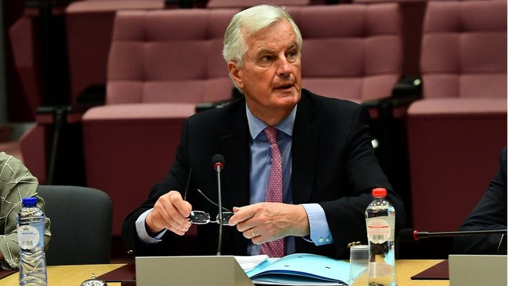 """Brexit: EU negotiator stands firm on citizen's rights https://tmbw.news/brexit-eu-negotiator-stands-firm-on-citizens-rights  The EU's top Brexit negotiator has said there are still major differences between the EU and UK on the rights of EU citizens living in Britain.""""The British position does not allow those persons concerned to continue to live their lives as they do today,"""" Michael Barnier said.Mr Barnier said the European Court of Justice (ECJ) must have jurisdiction to guarantee…"""