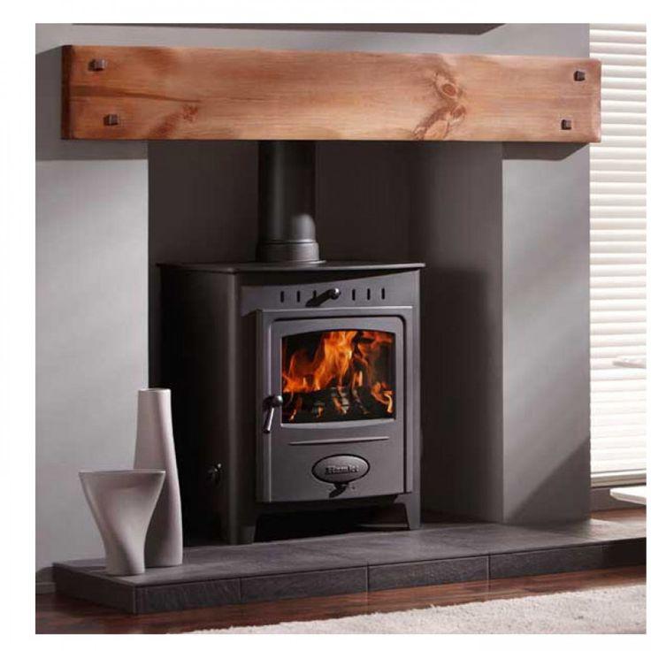 Hamlet Solution 16 Boiler Wood Burner / Multi Fuel Stove | Charlies Direct