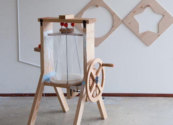 Centrifuge la machine à créer des tabourets: