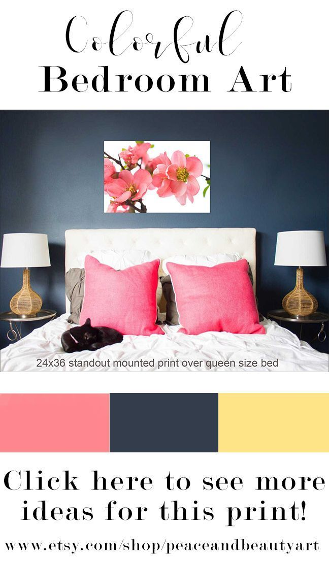 This Coral, Peach, Light Pink, White And Green, Feminine, Minimalist,  Flower Art Is Perfect In A Teen Girl Bedroom, Dorm Room, Or Master Bedroom.