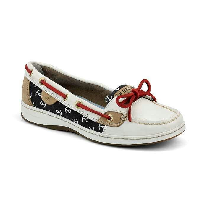 Anchor Sperrys.... I Have to have these!!!! ♡