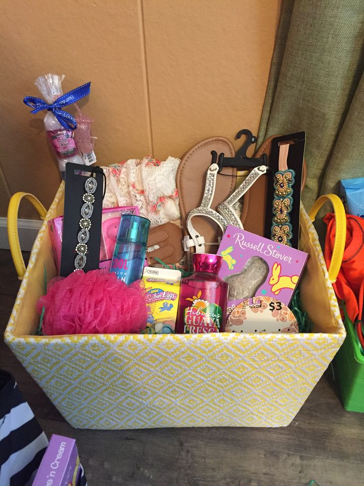 46 best easter basket ideas for teenagers images on pinterest easter basket for teen negle Image collections