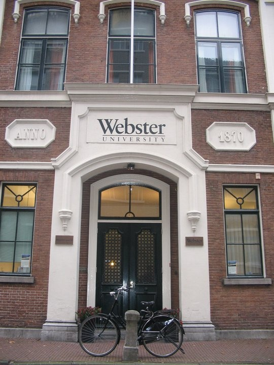 Webster University in Leiden