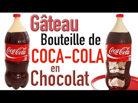 "Торт ""Кока-кола"" бутылка  - Coca Cola Cake"